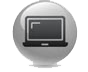 Laptop Tablet icon